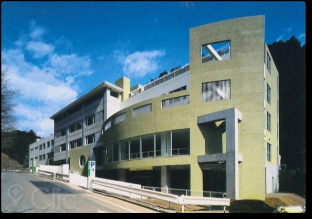 多摩平の森の病院